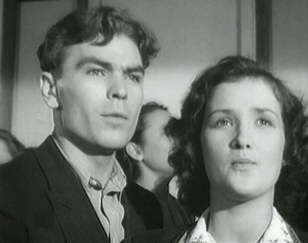 Надежда(1954 г.) - Надежда Вахмистрова Зинаида Кириенко, актрисы, день рождения