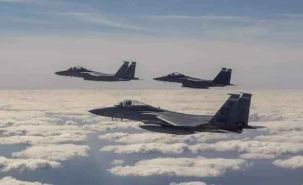 ВВС США представили новую версию F-15