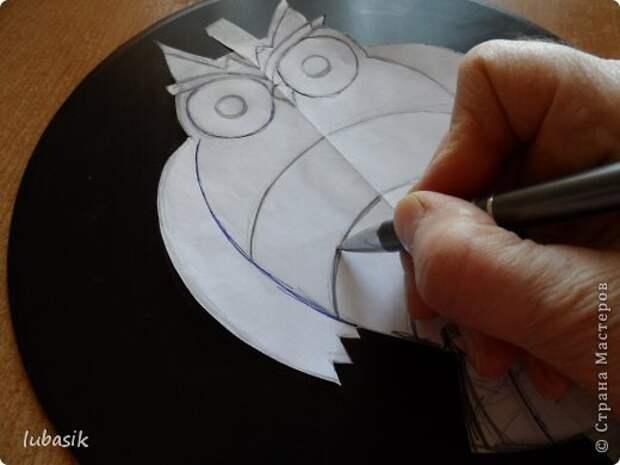 Декор предметов Мастер-класс Роспись Как я делала панно - по просьбам мастериц фото 13
