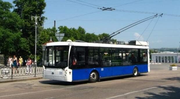 Сколько зарабатывает водитель троллейбуса? Версия правительства Севастополя