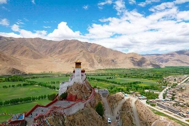 Неразгаданная тайна Тибета