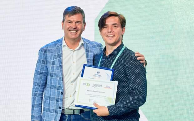 Студент МАИ стал победителем конкурса «Лидеры России»
