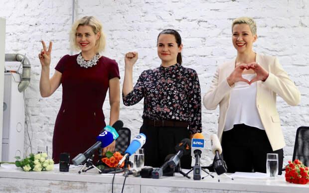 Разное. Лидия Ермошина об объединении штабов Цепкало, Бабарико и ...