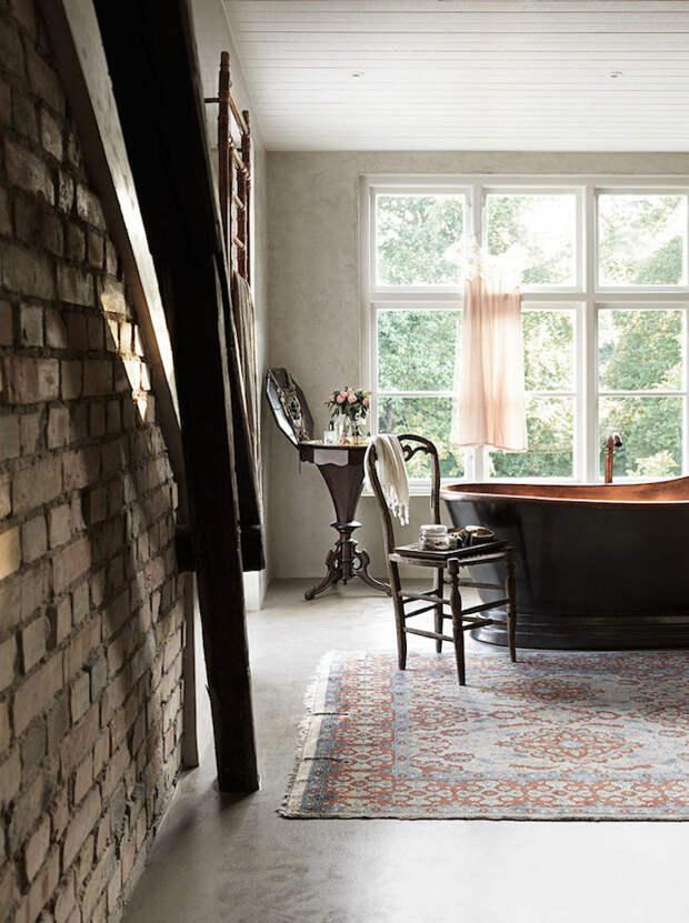 Дольче вита по-шведски: дизайн уютного семейного дома