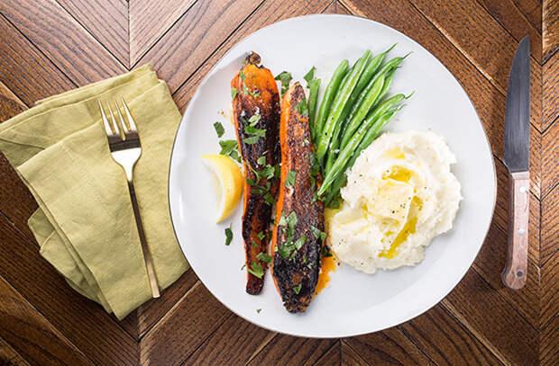 Превращаем обычную морковь в вкуснотищу