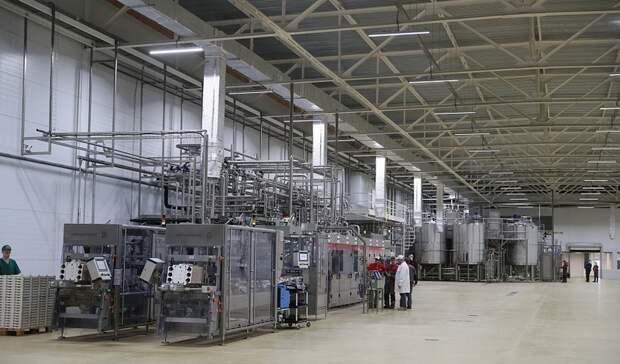 Под Волгоградом откроется завод попроизводству продуктов для детского питания