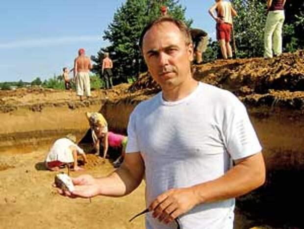 Головоломки из далекого прошлого с комментарием археолога