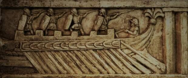 Рим и киликийские пираты