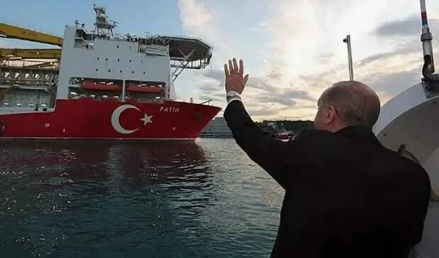 Турция вактивном поиске