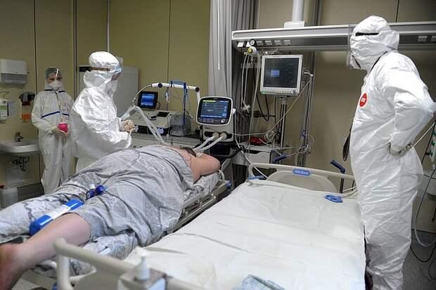 21 379 случаев заболевания коронавирусом выявили в России за сутки