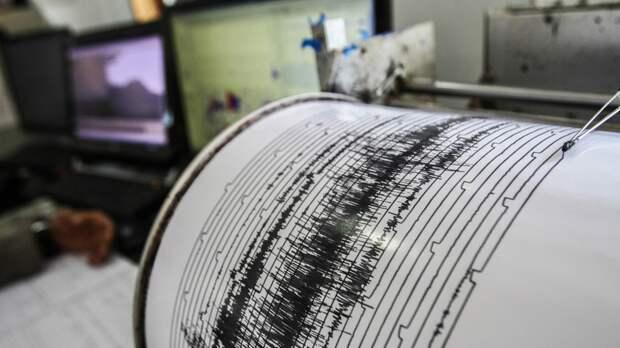 В Мьянме произошло землетрясение магнитудой 5,5
