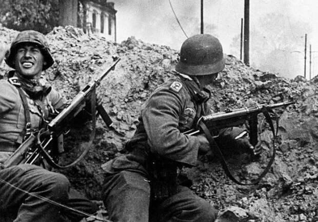 Самые страшные вещи, которые совершили немцы в Сталинграде