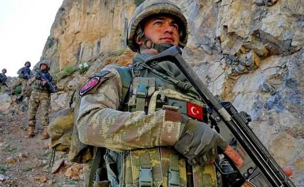 Турция нарывается на военный конфликт с Россией в Сирии