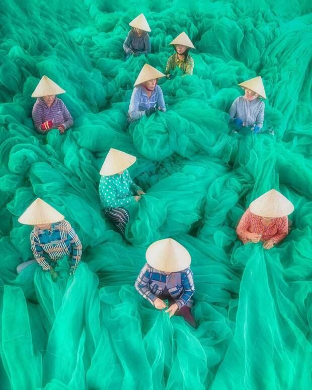 Вьетнам: взгляд из поднебесья