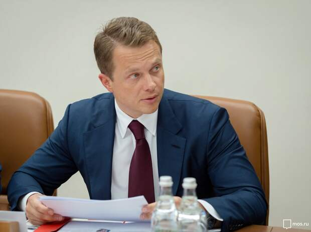 Заммэра Москвы Ликсутов заболел COVID-19