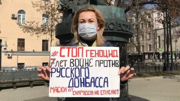 Украинка осадила журналистов ответом о необходимости дружбы с Россией
