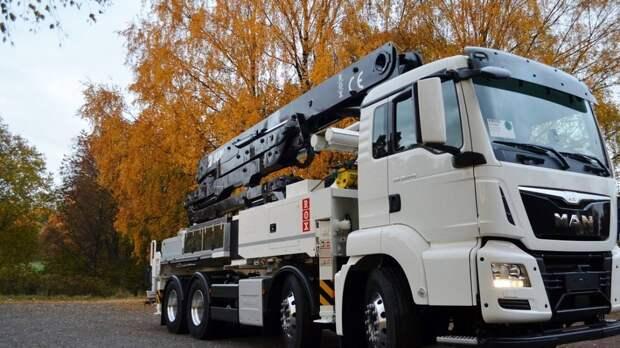 Средний возраст парка грузовых автомобилей в России увеличился до 21 года