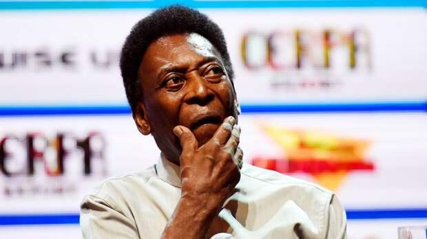 Пеле: «Мбаппе может стать моим наследником»