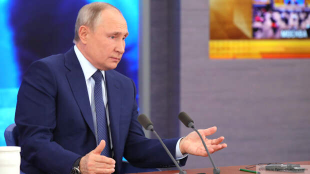 Пользователи Сети оценили хлесткий ответ Путина журналисту BBC