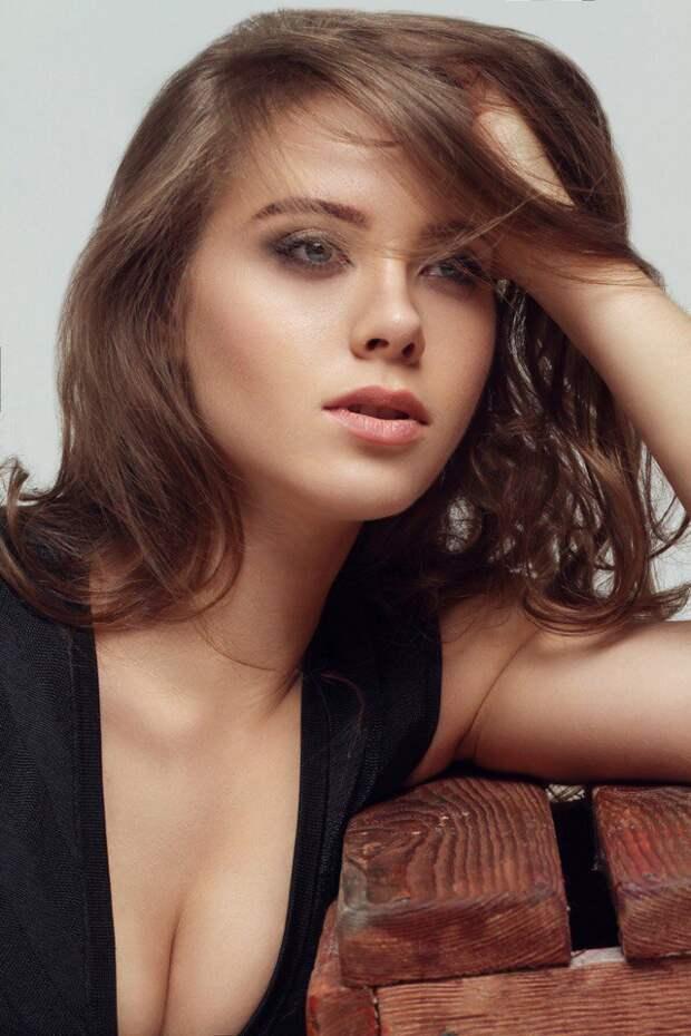 Подборка фото милых и красивых девушек для хорошего настроения (11 фото)
