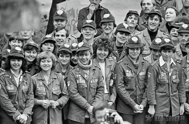 О том, что СССР был ложью и лицемерием