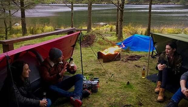 Кемпинг продвинутого уровня, или 7 палаток для комфортного отдыха