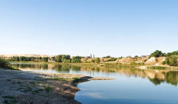 Не раньше осени разработают программу оздоровления реки Дон в Ростове