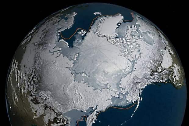 Беспрецедентное похолодание накроет одновременно Северную Америку, Европу и Азию.