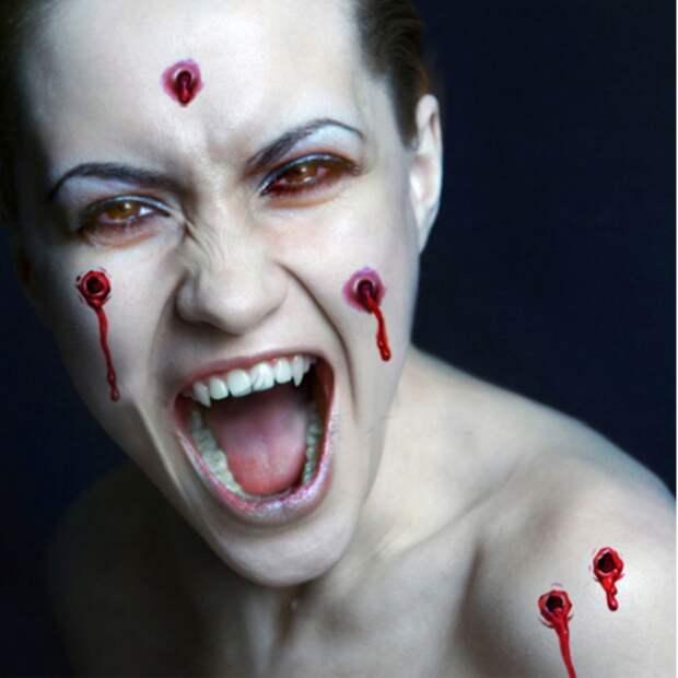Учёные доказали: вампиры рядом с нами!