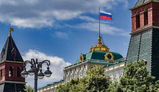 В Кремле объяснили ответные меры России на санкции США