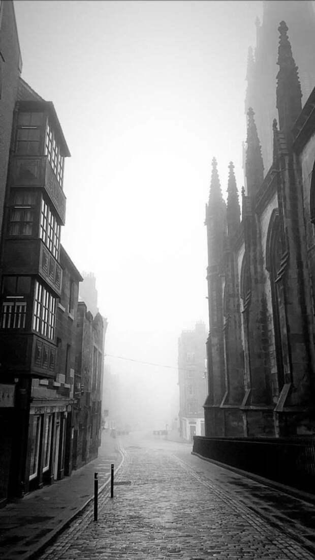 14 доказательств того, что Эдинбург лишь притворяется городом маглов