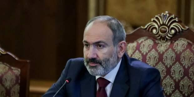 Пашинян предложил Путину вместе построить АЭС