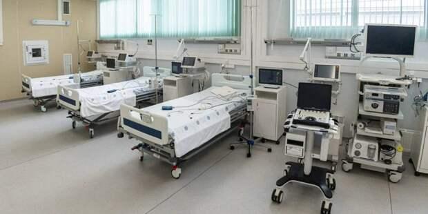 Построенная по поручению Собянина больница приняла первых пациентов. Фото: mos.ru