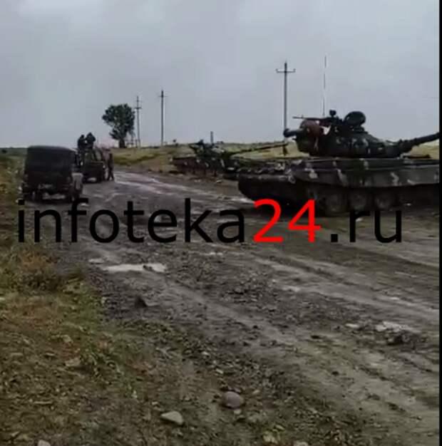 Путин о войне в Карабахе