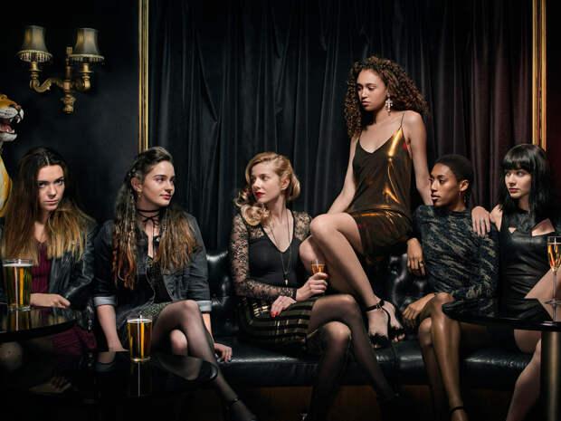 6 подростковых сериалов, похожих на «Эйфорию» (18+)