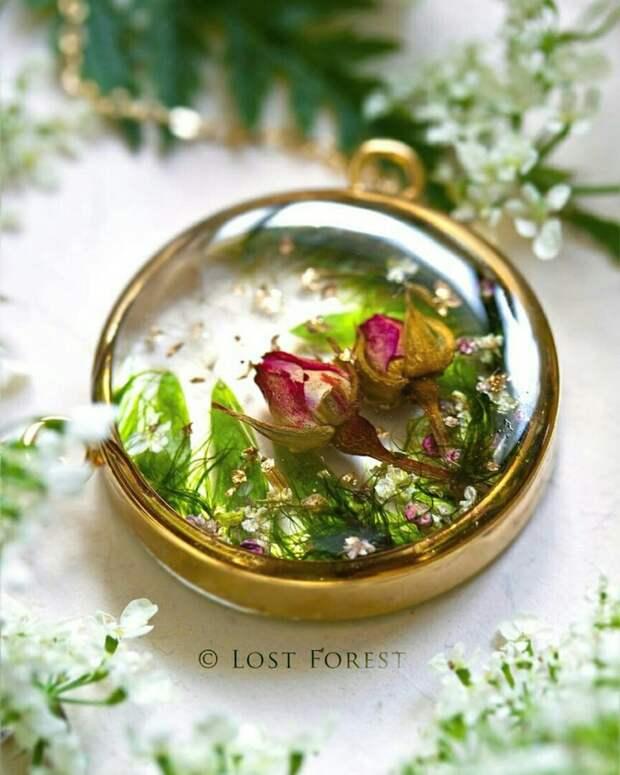 Украшения Lost Forest