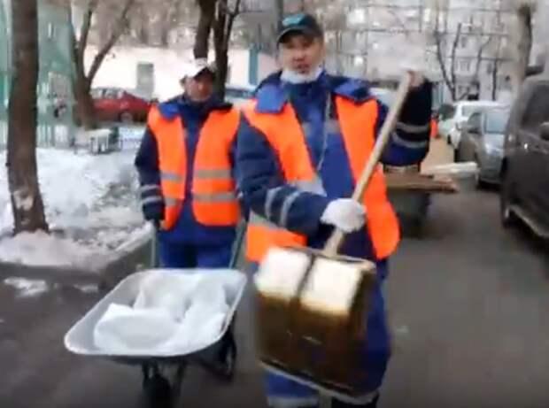 Видео:пародийный клип на рэп-хит с дворниками из Алтушки взорвал соцсети