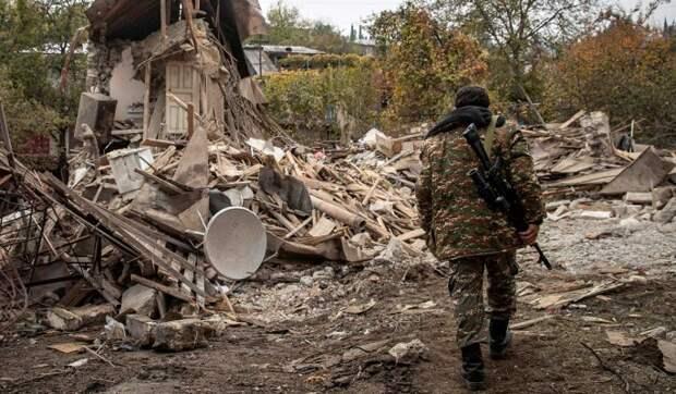 Нагорный Карабах: опасные игры на почве геополитической ревности
