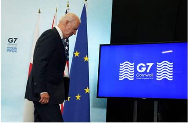 Стало известно о встрече глав G7 с участием России и Китая