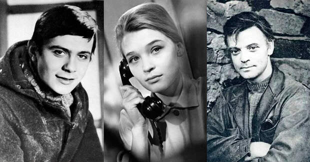 Жизнь до славы: архивные фотографии любимых актеров