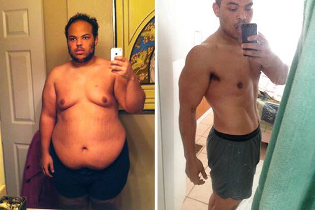 39. - 68 кг за 9 месяцев  похудение, результат