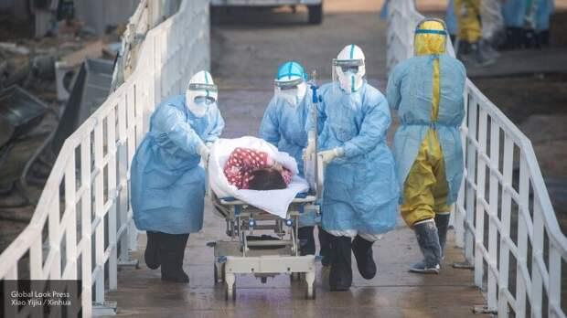Голливуд снимет медицинскую драму о первых неделях вспышки коронавируса в Китае