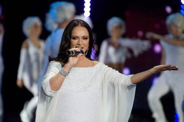 София Ротару возвращается в Россию, чтобы выступить на Новогоднем концерте