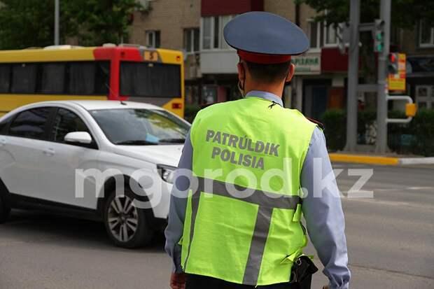 В Уральске пьяный водитель пытался подкупить полицейских за 10 тысяч тенге