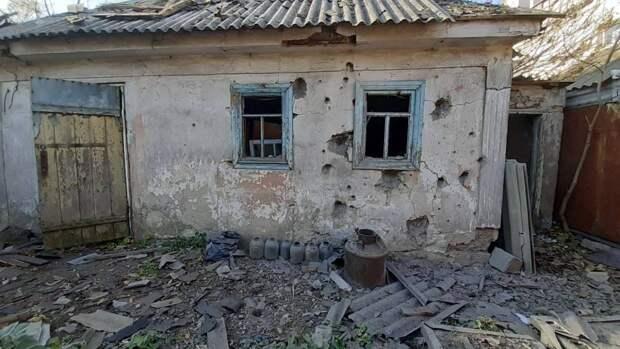 ВСУ за сутки выпустили по территории Донбасса более 100 снарядов