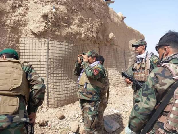 Попытка талибов захватить административный центр провинции Гильменд провалилась
