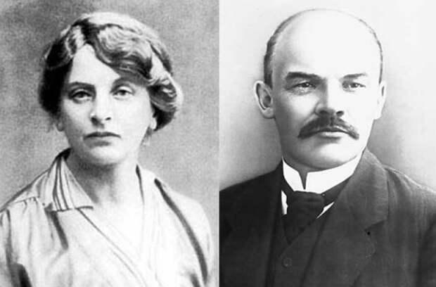 Арманд и Ленин.jpg