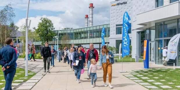 Центр образования для предпринимателей открылся в «Технограде» на ВДНХ