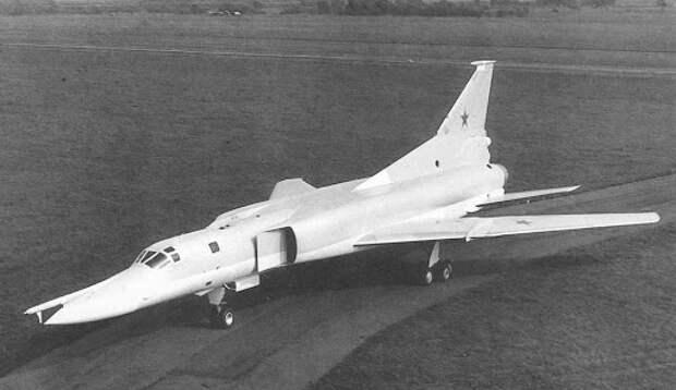 Туполев Ту-22М1