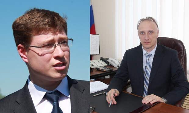 Следственный комитет иФСБ задержали двоих бывших чиновников правительства Архангельской области
